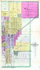 Normal - East, McLean County 1895